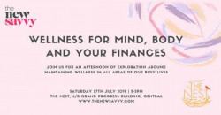 Wellness for Mind, Body and your Finances