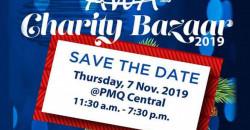 AWA Charity Bazaar