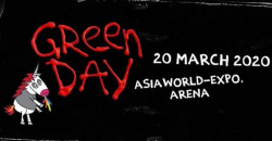 Green Day Live in Hong Kong 2020