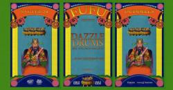 FuFu presents Dazzle Drums (BBE, Nite Grooves / Japan)