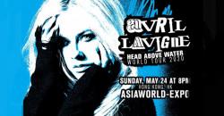 Avril Lavigne Head Above Water World Tour 2020 Hong Kong
