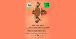 Ruel Free Time World Tour Hong Kong