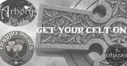 Get your Celt on!