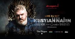 Kristian Nairn (HODOR of GoT) live! in HK