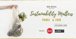 Sustainability Matters Panel & Fair