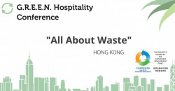 GREEN Hospitality Conference 2020 - All About Waste