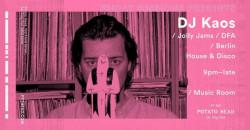 Friday Sessions with DJ Kaos (Jolly Jams, DFA, Berlin)