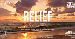 Rave Ma² Presents: Relief (Beach Party)