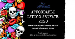 Affordable Tattoo Artfair + Exhibition (New Date)