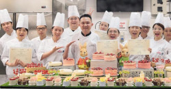 Masterclass with Executive Pastry Chef Danny Ho