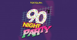 90's Night Party