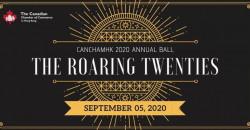 Annual Ball 2020: The Roaring Twenties