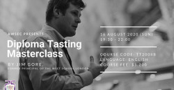Diploma Tasting Masterclass by Jim Gore