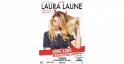Report du 20 Mai - Laura Laune à Hong Kong