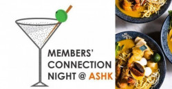 Members' Connection Night at ASHK Nyonya Laksa Tasting