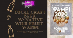 Local Craft Beer with Native Wild Fruit - Wampi Members' Connection Night @ ASHK