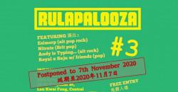 Rulapalooza #3