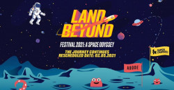 Land Beyond Festival 2021: A Space Odyssey