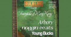 Rula Live Presents Fairytale of Hong Kong