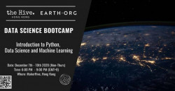 Earth.Org / MakerHive Data Science Bootcamp