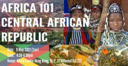 Africa 101   Central African Republic