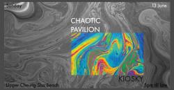 Chaotic Pavilion with Kiosky