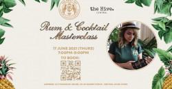 Rum & Cocktail Masterclass