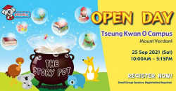 Box Hill - Open Day - The Story Pot @ Tseung Kwan O Campus