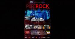PUREROCK nights - BLACKJACK Asia tour in Hong Kong! + The Sleeves - The Lemon Ones - MeatgasM