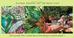 Diving Deeper Botanical Art Retreat