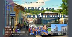 Africa 101 | Martinique