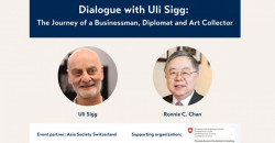 Dialogue with Uli Sigg: The Journey of a Businessman, Diplomat and Art Collector