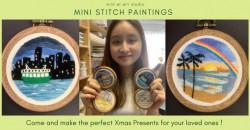 Stitch Paintings